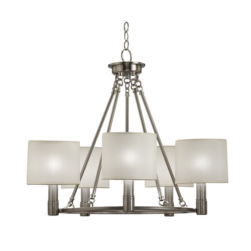 Chandelier From Lowes For The Dining Room