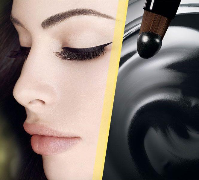 Pin By French Beauty Academy On Stylin Best Gel Eyeliner Gel Eyeliner Maybelline Eye Studio