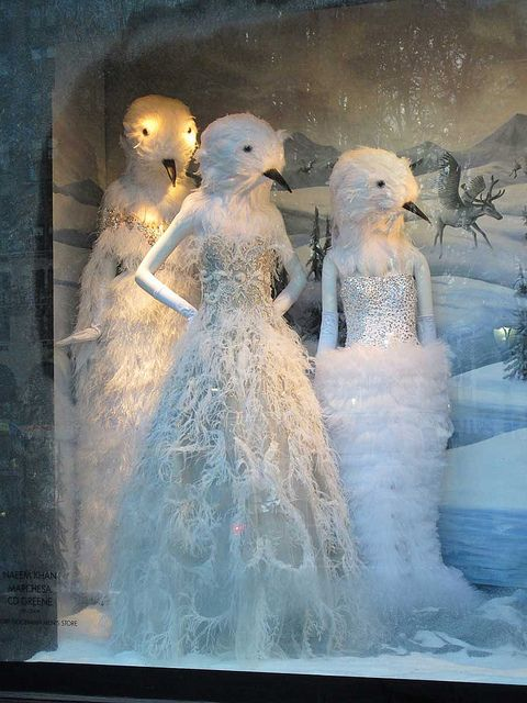 Bergdorf 2011 photo Kurt Strahm. Always a favorite destination in December in NYC.