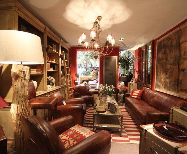 Deco voyage salon for Salon voyage