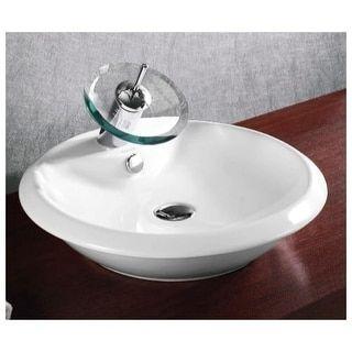 Nameeks Ca4140 Caracalla 20 1 11 Ceramic Vessel Bathroom Sink With 1 Faucet Hole And Overflow Sink Nameeks Bathroom Sink