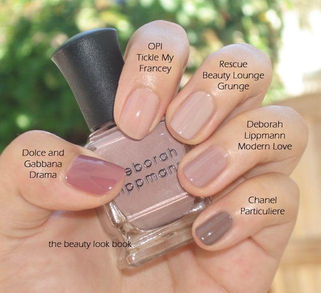 Opi Tickle My Francy Nail Polish Neutral Nails Nails