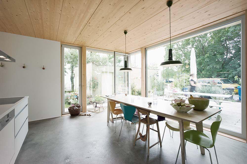 werk A Architektur - Haus kleine Welle