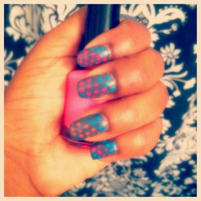 Using Sephoras Gel Shine Kit My Nail Art Pinterest