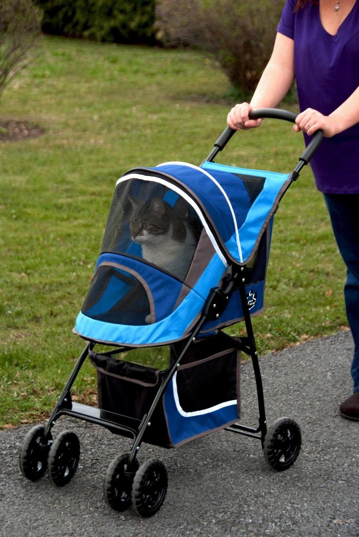 SPORT Pet Stroller Pet stroller, Pet gear, Cat stroller