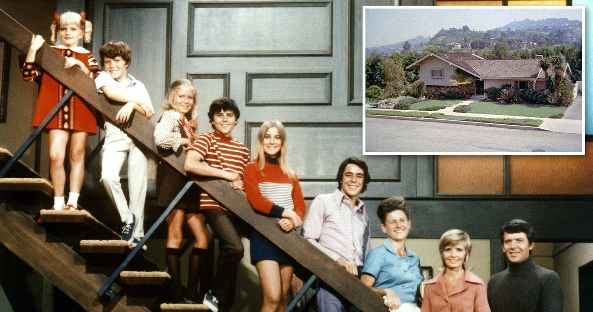 'Brady Bunch' House Saved by HGTV, Who Overbid by $1.6 Million #bradybunchhouse