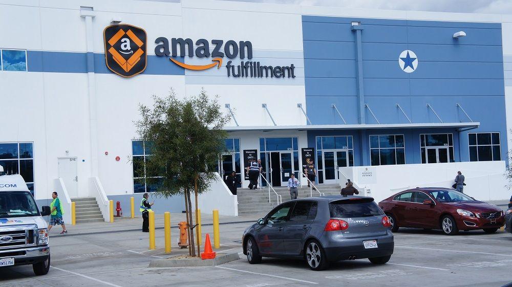 fbaforwarder Amazon, Big corporation, Staffing
