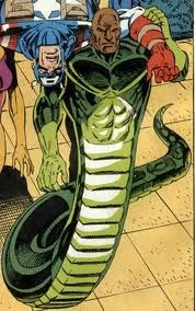 Bushmaster | Marvel villains | Marvel villains, Marvel comic