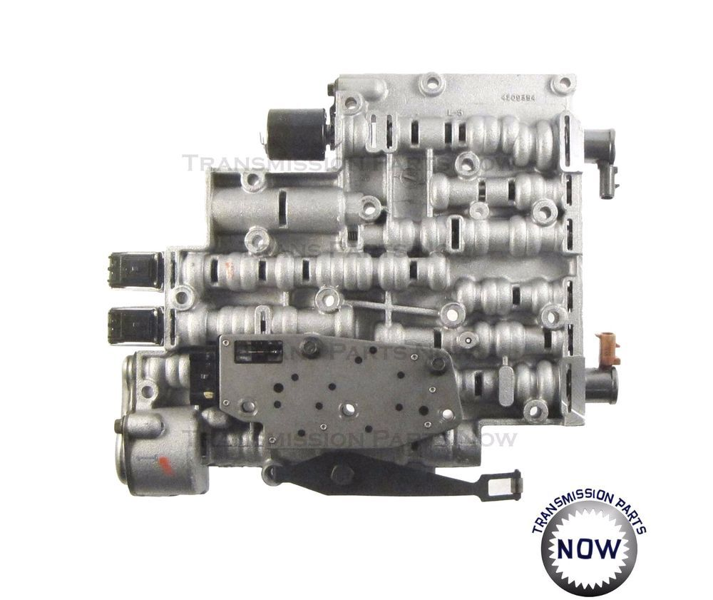 Details About Gm 4l60e Transmission Valve Body 96 01 Acdelco