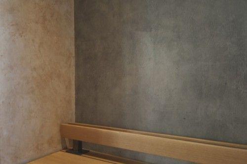 Polished Waxed Concrete Wall Concrete Wall Polished Concrete Wall Design