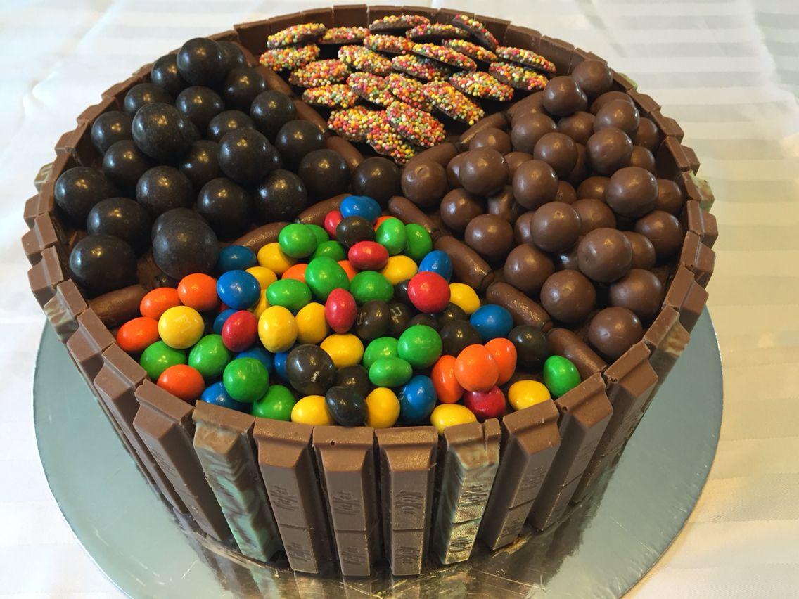 Chocolate Birthday Cake 10 Year Old