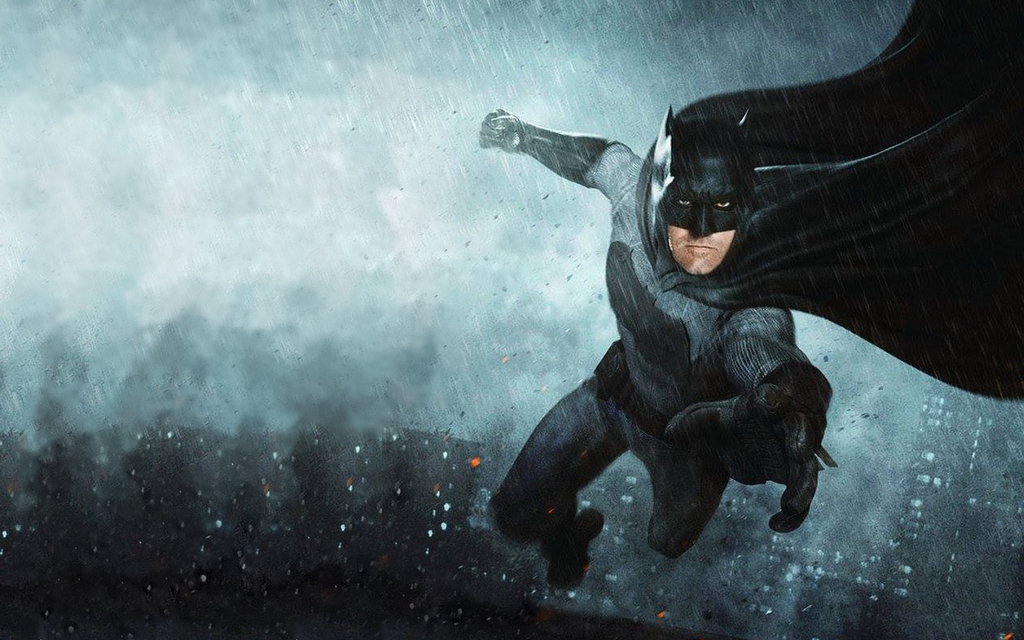Batman Vs Superman Wallpaper C Hd Wallpaper Blue Wallpaper