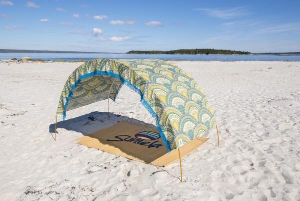 Sunshade Clamshell Nirvana Suniela Beach Designs 2