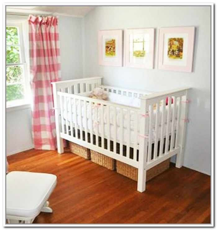 Delicieux Under Crib Storage Basket