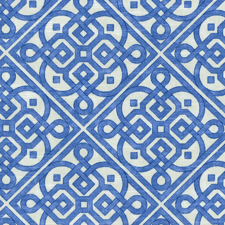 Home Decor Print Fabric  Waverly Lace It Up Aquarium, , Hi Res