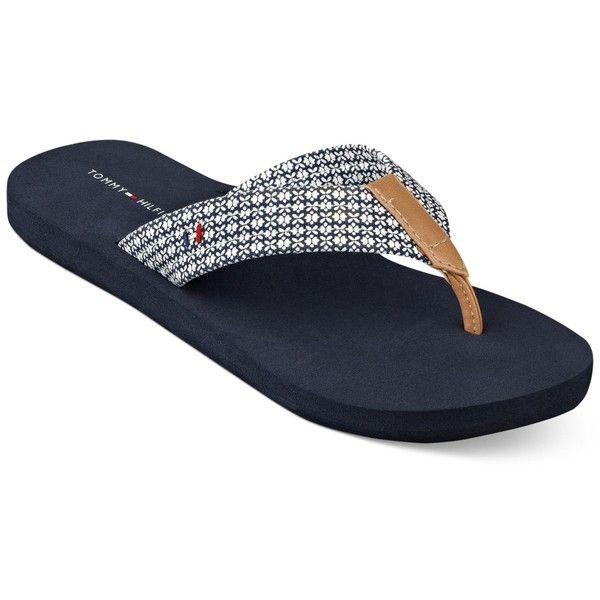 Tommy Hilfiger Women's Caber Flip Flops