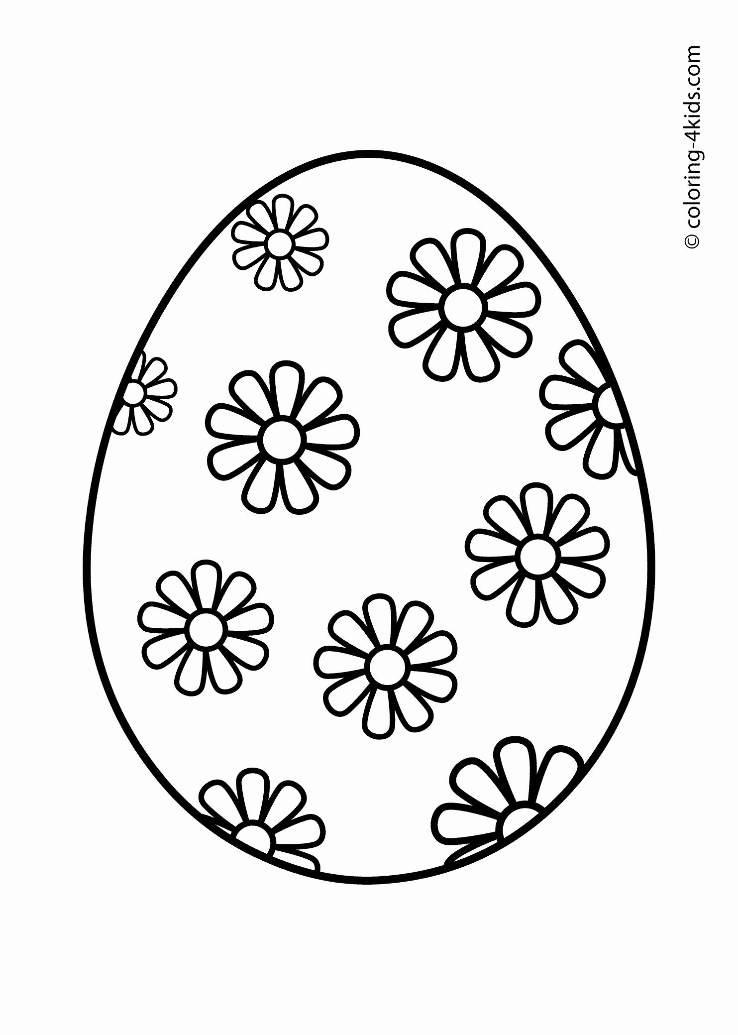 Coloring Book Easter Egg Easter Egg Coloring Pages Egg Coloring Page Coloring Easter Eggs