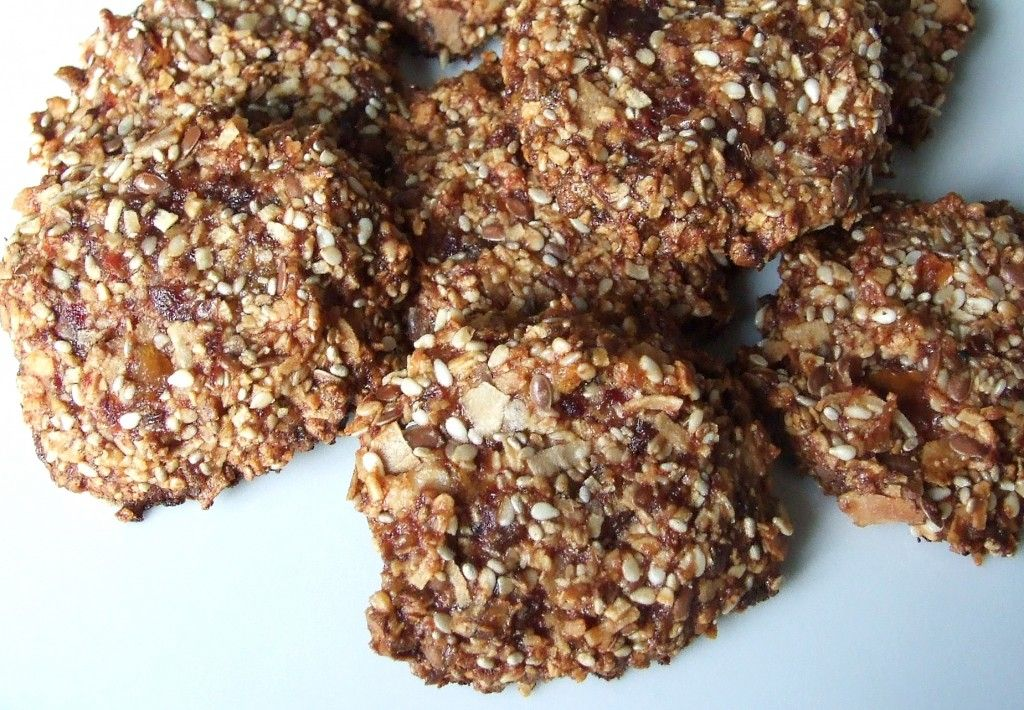 Paleo Coconut Date cookie/energy bars from fit-and-frugal.com