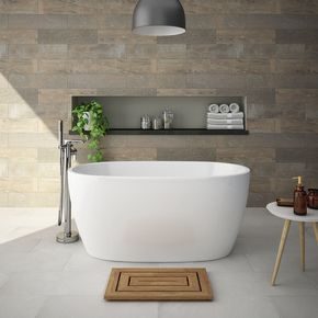 snowden 1300 small modern freestanding bath | victorian