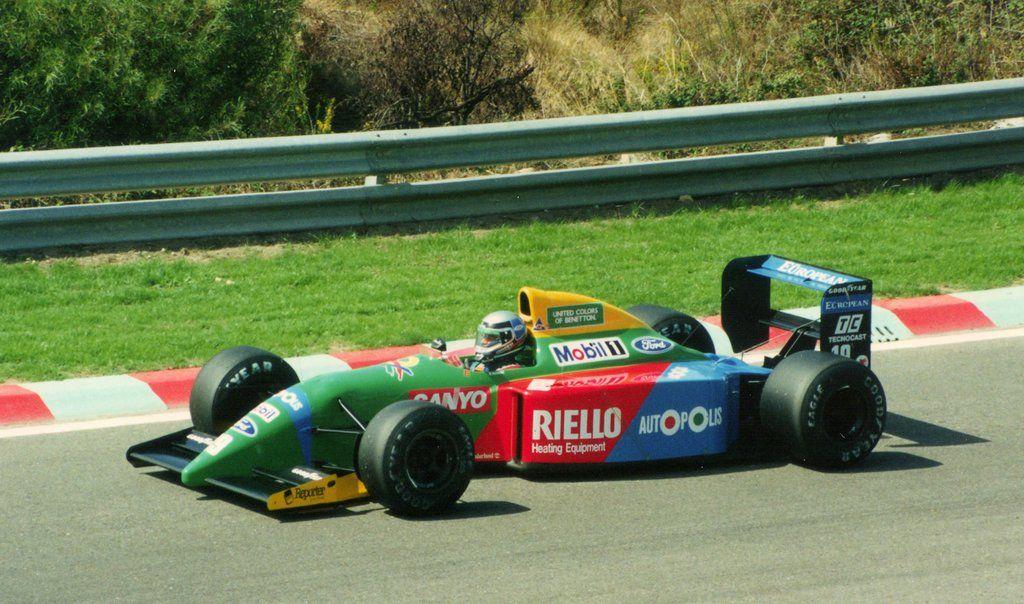 Image result for 1990 portuguese grand prix nakajima