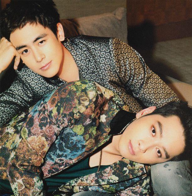 [SCAN] 2PM – HANAKO, No.1035, PRINCE 2PM: Don't Stop The Beautiful Night, FEBRUARY 2013 ⓒNeru