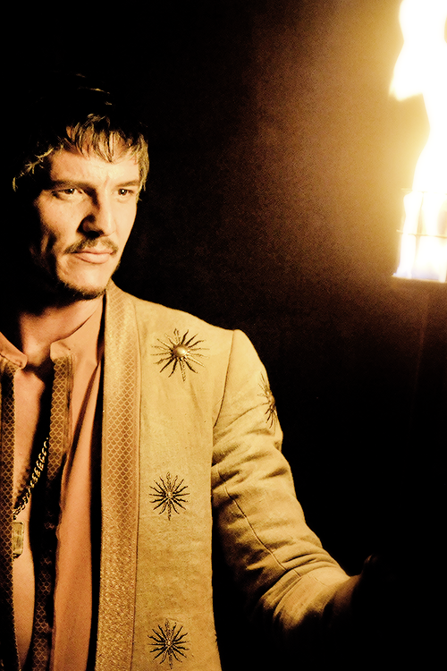 Game of Thrones:  Oberyn Martell