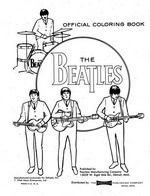 coloring page Beatles | Beatles drawing, The beatles ...