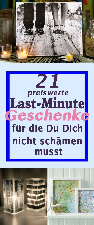 21 preiswerte Last Minute-Geschenke, für die Du Dich nicht schämen musst,#geschenke #minute #musst #nicht #preiswerte #schamen #lastminuteweihnachtsgeschenke