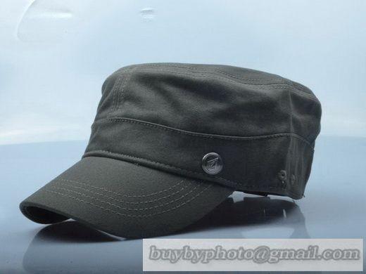 68807d3a84d6f3 Volcom Military Cap Flat-Topped Cap Outdoor Mens Green Cap Student Hat Lady  Hat