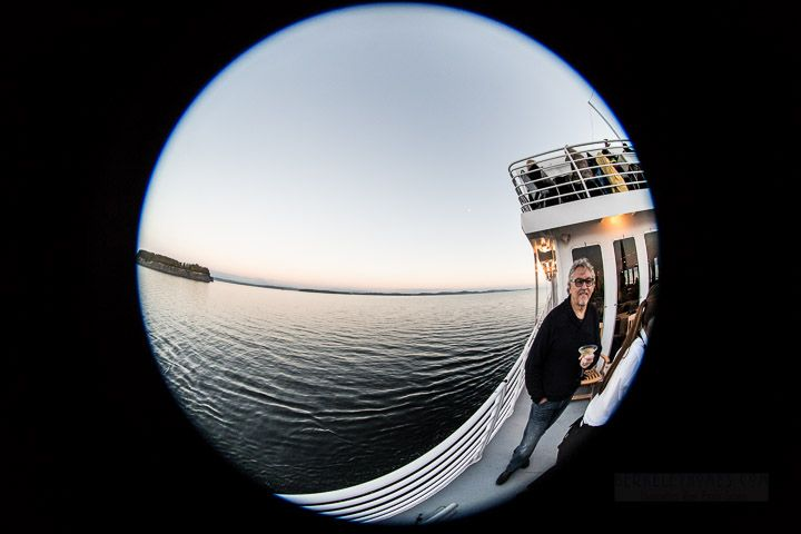 2014-10-02 Burlington Vermont - Real Estate Vision - Patrick Lilly - Lake Champlain Cruise