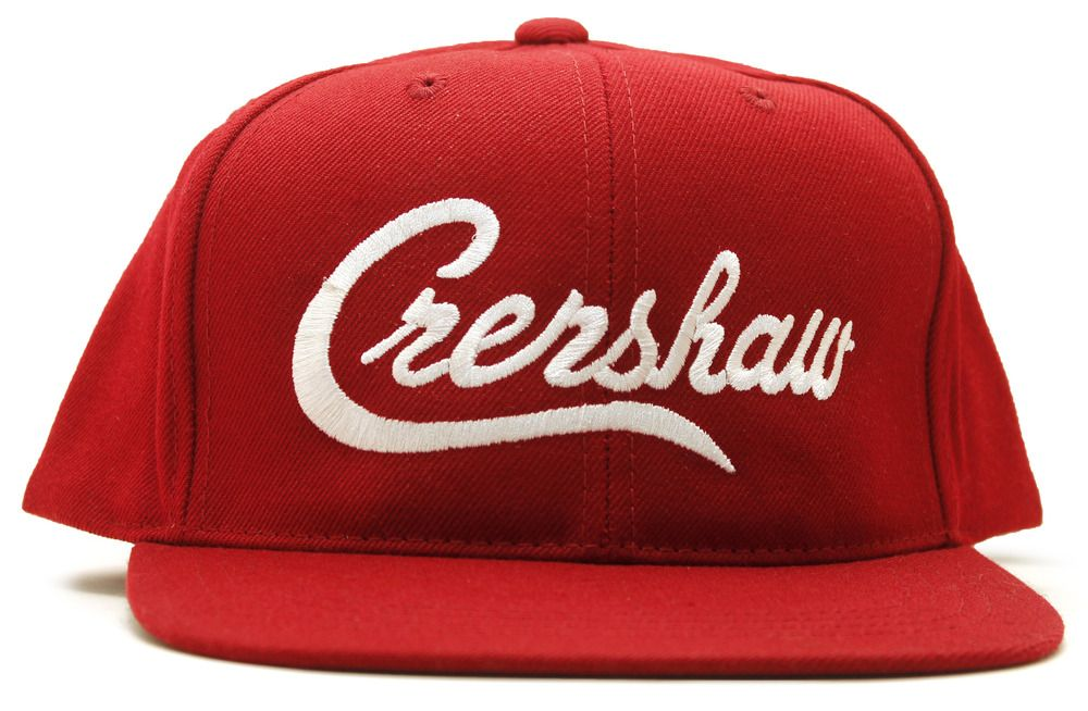 Image of Crenshaw Snapback Hat (Red White)  8771a2e14be