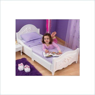 KidKraft Tiffany Princess Toddler Bed