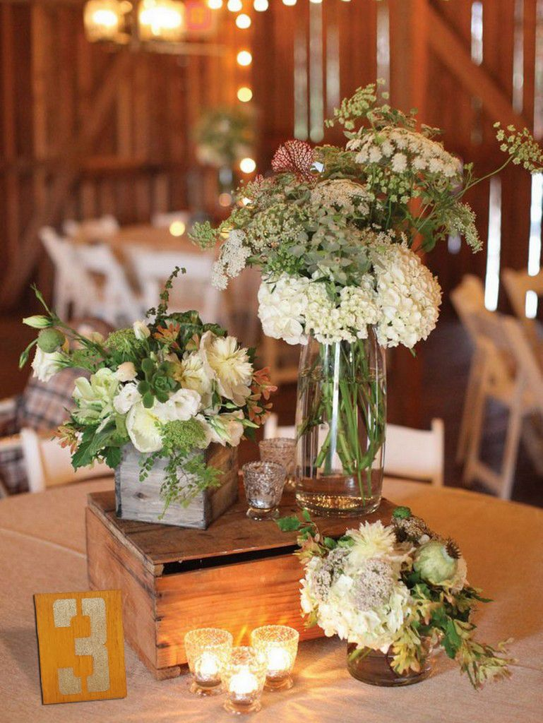 Easy wedding decorations diy  These sweet and easy craftityourself wedding decor ideas are too