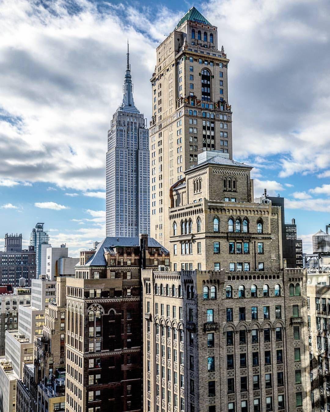 Mercantile Building NYC Fotos en new york, Viajes