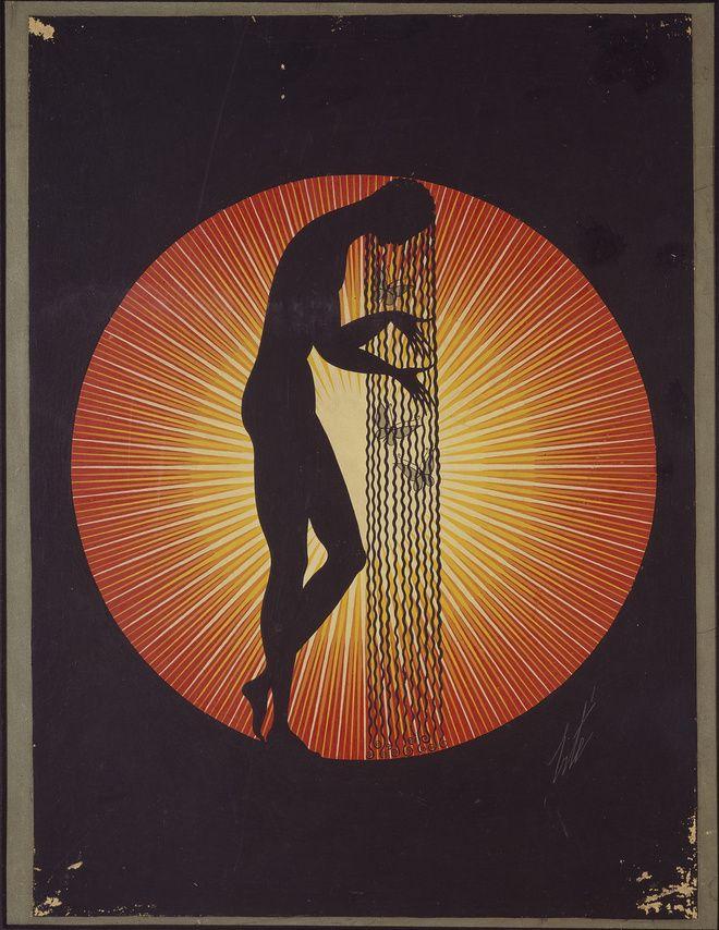 Ombre et lumière, 1928, Erté