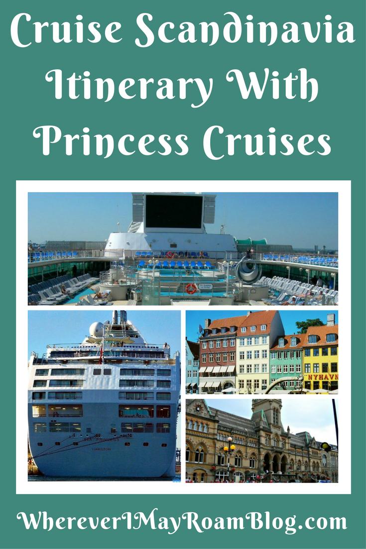 Cruise Scandinavia Itinerary With Princess Cruises With Images Deals On Cruises Princess Cruises