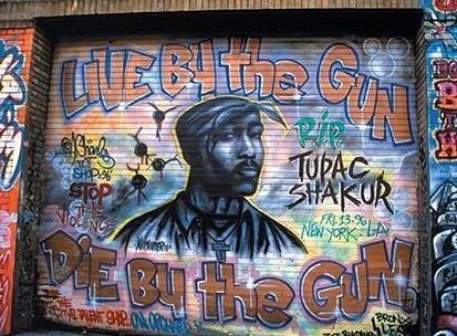 Live By The Gun By The Gun Tupac Shakur