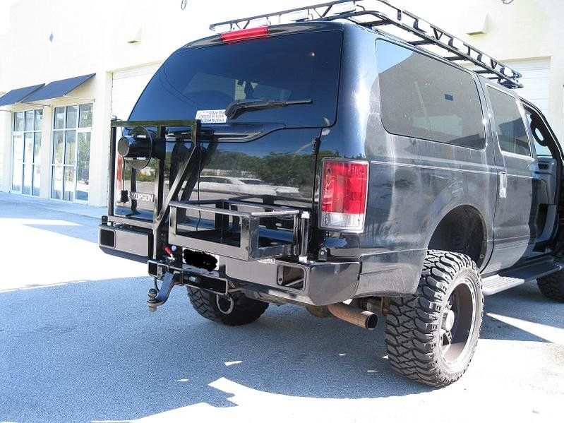 Pics Of Really Cool Roof Racks Ford Truck Enthusiasts Forums Ford Excursion Cool Roof Ford Truck