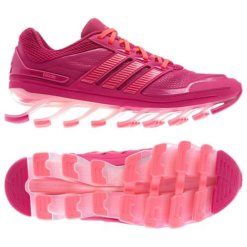 adidas springblade cor rosa