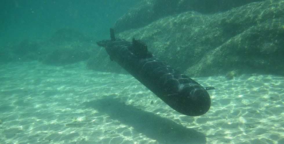 a real boomer rc submarine k typhoon class submarine swimming pool russian submarines