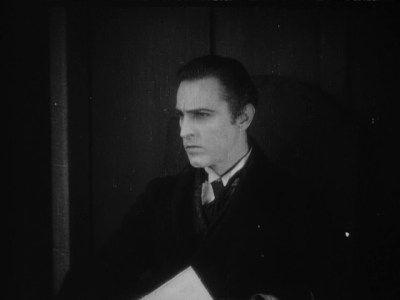 Sherlock Holmes 1922 A Silent Film Review John Barrymore Sherlock Silent Film