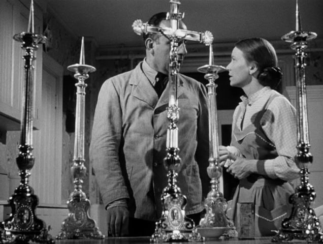I Confess (1953). Alfred Hitchcock