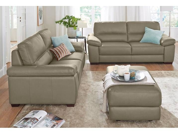 Calia Italia Polstergarnitur Gaia Set 2 Tlg Couch Sofa Furniture