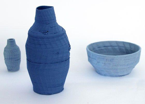 3D ceramic lab, Design by Eran Gal-Or by re-Design, via Flickr