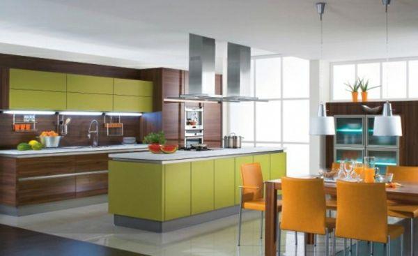 Küchenschränke bekleben \u2013 Wie kann man alte Küchenfronten leicht - alte küchenfronten erneuern