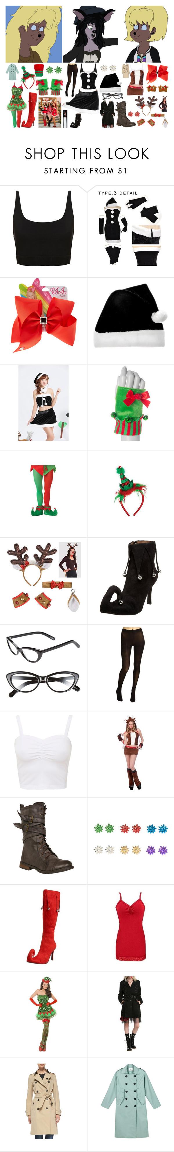 Felicia/Shenzi/Frankie- It\'s Not Christmas Without You\