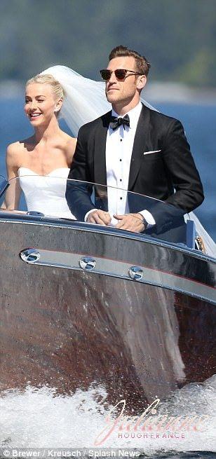 Julianne Hough And Brooks Laich S Wedding Julianne Hough Style Julianne Hough Derek And Julianne Hough