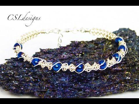Simple Macrame Bracelet Tutorial - Unisex cuff bracelet - full ...