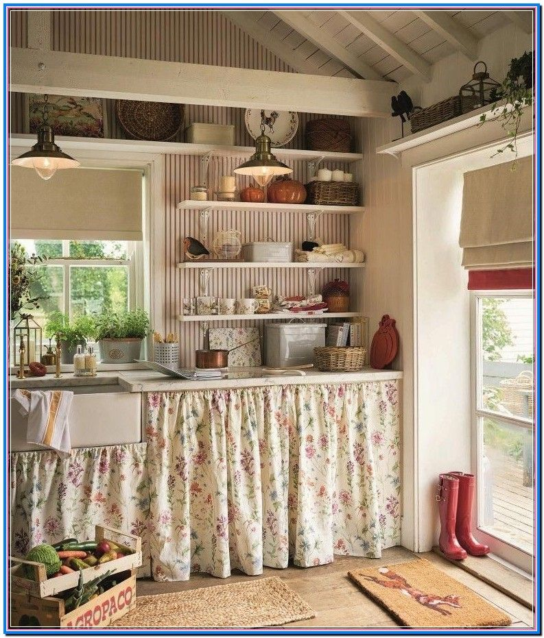 What You Have Read Is Just A Small Part Of The Home Improvement Advice Available Always Continue To Learn Shabby Chic Kitchen Country House Decor Chic Kitchen #shabby #chic #living #room #ideas #on #a #budget