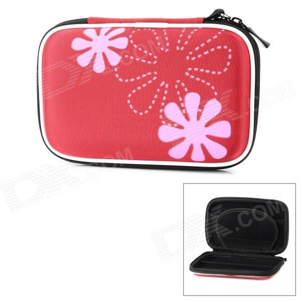 """Brand: N/A; Quantity: 1 Piece; Color: Red + black; Material: EVA; Type: Others; Compatible Models: 2.5"""" HDD; Compatible Size: 2.5""""; Packing List: 1 x Case; http://j.mp/1BBQOER"""